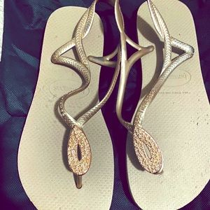 Havaianas Jeweled Sandals